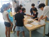 【お預かりプログラム】 中学生とSDGs!①3年生~ 貿易ゲーム (おやつメニュー)