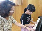 【定期プログラム】ピアノ (おやつメニュー)