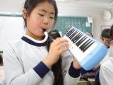 【2年生】器楽の練習