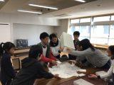 児童会執行委員三役選挙投票日