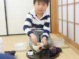 【定期プログラム】日本文化 茶道 (おやつメニュー)(2019年度)
