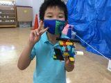 夢のレゴ部屋&バランスボール