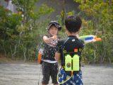 【夏休み】超スーパー水遊び