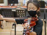 【定期プログラム】ヴァイオリン(おやつメニュー)