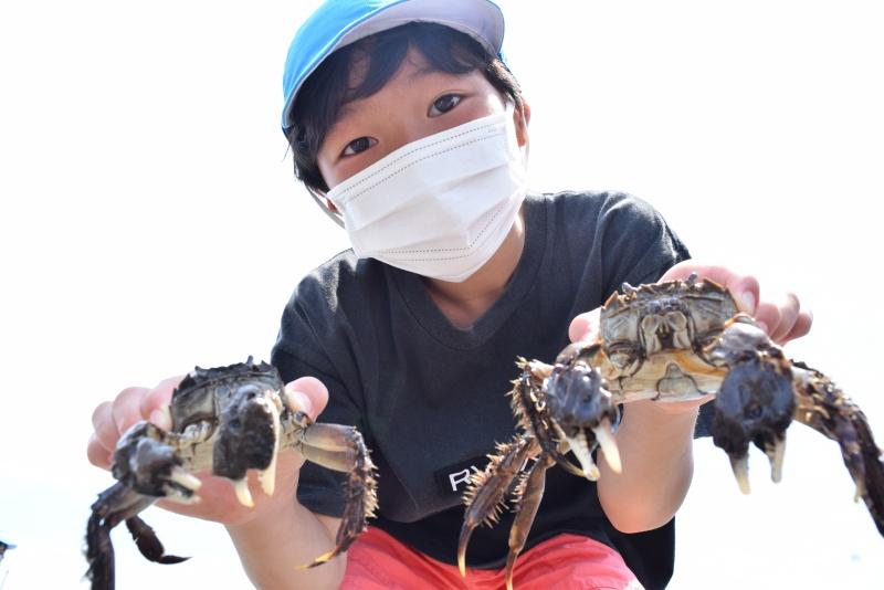 4年生SDGs 引地川 河口見学