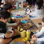 9月20日(水)学園小学生との交流(年長児)