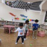 5月の幼稚園