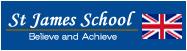 姉妹校 St James School イングランド