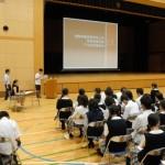 【中学校高等学校】文部科学省「SGHアソシエイト校」に指定されました。