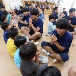 第23回 高校生の幼稚園訪問実習~総合学園の体験学習!